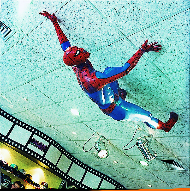 Spiderman, Kelly Tarltons